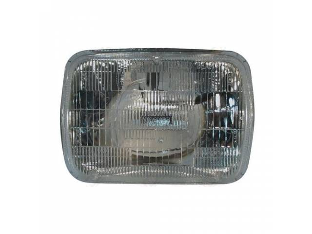 Bulb Head Light Sealed Beam