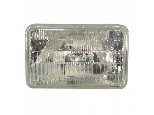 Bulb Head Light Long Life Quartz Low Beam