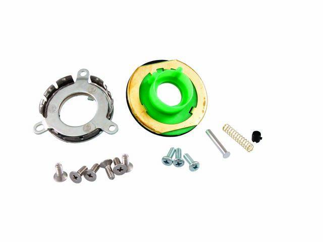 MOUNTING AND PARTS KIT, Horn and Wheel, incl