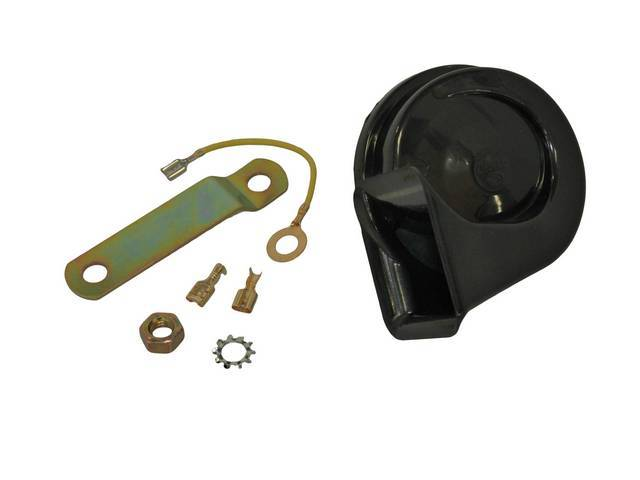 HORN ASSY, High Output, High *D* Note, Plastic, Replacement part by Standard