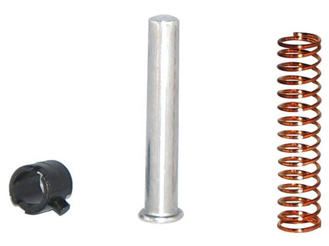 Horn Contact Package (contact, eyelet and spring), GM