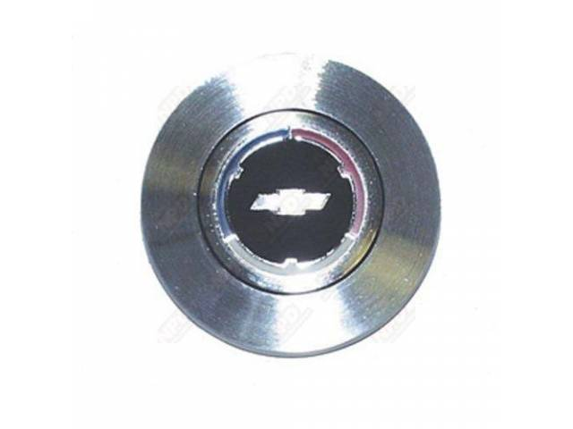 CAP, Horn, Incl *Bowtie* ornament, OE Correct US-Made