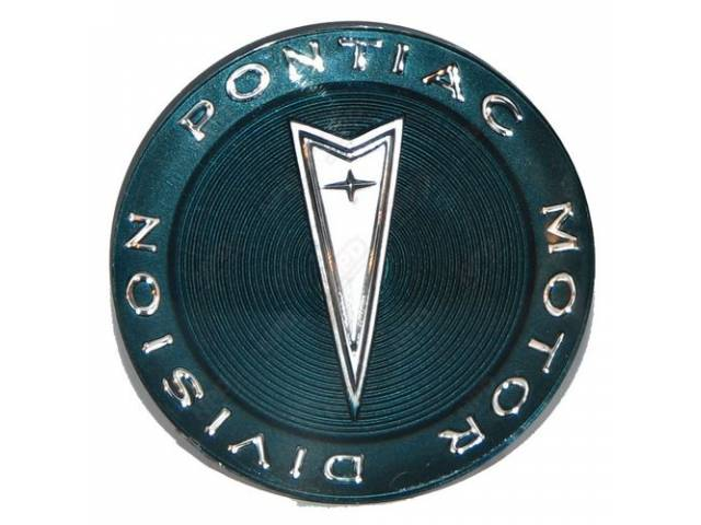 Emblem / Ornament Horn Button Incl Pontiac Motor