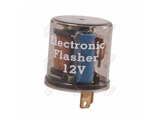 Flasher Turn Signal 20 Amp / 12 Volt