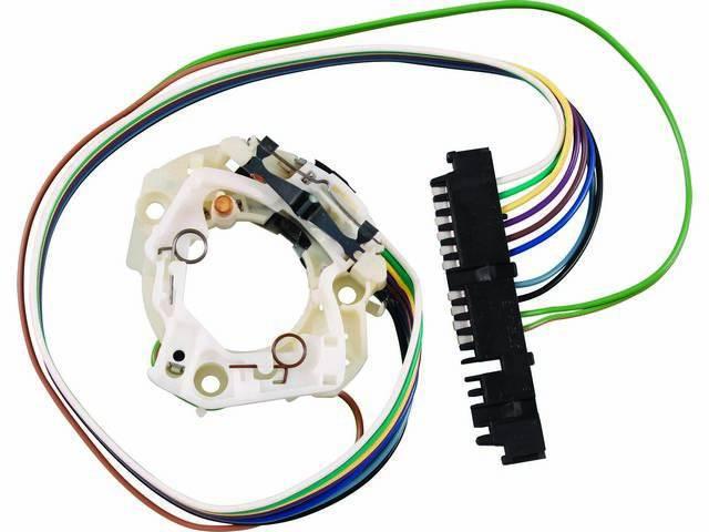 Turn Signal Switch, AC Delco repro