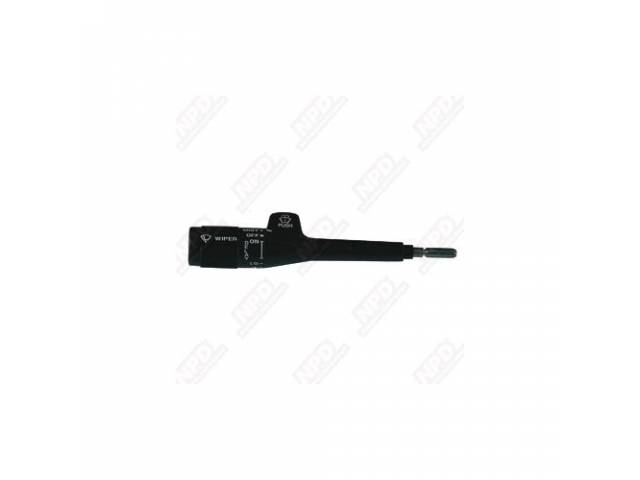 Lever Turn Signal / Head Light Dimmer Control