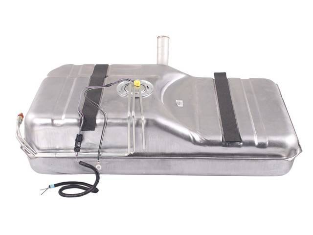 TANK ASSY, Fuel, Classic Injection (Set Up for Fuel Injected Engines), 21 Gallon, US / Canadian-Made Excellent Quality Repro