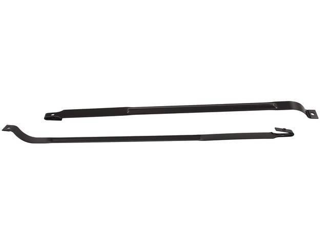 STRAP SET, Fuel Tank, EDP-coated zinc-plated steel, OER repro