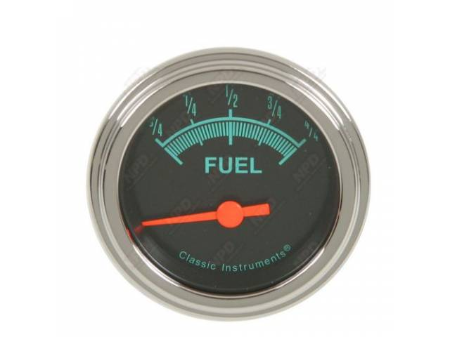 GAUGE Fuel Quantity Classic Instruments G-Stock series OE