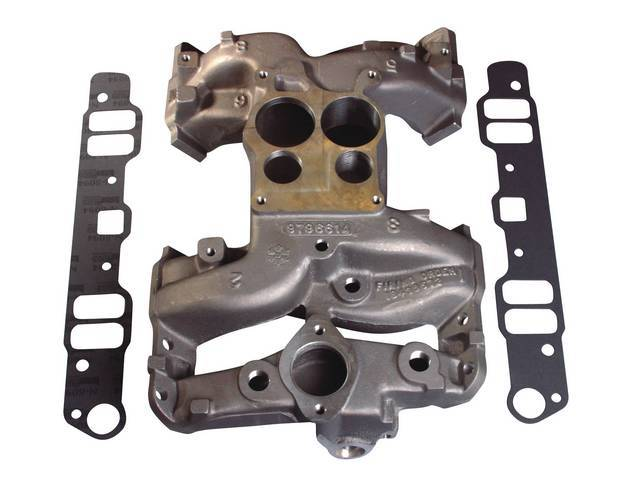 MANIFOLD, Intake, Aluminum, w/ casting number *9796614* and