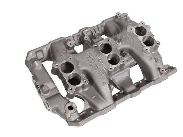 MANIFOLD, Intake, aluminum, w/ casting number *9782898*, 16 lbs, OE style repro
