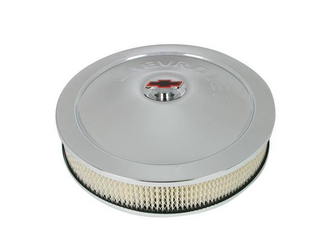 Air Cleaner Assy Steel Classic Shape 14 Inch