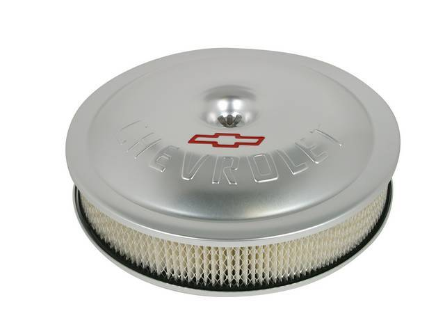 Air Cleaner Assy Aluminum Performance Shape 14 Inch
