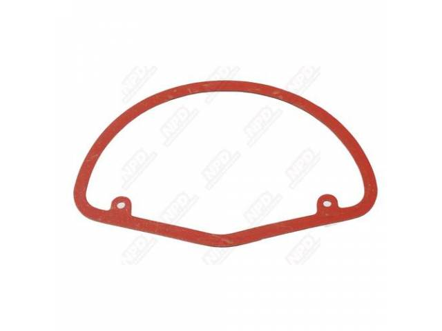 Gasket Air Cleaner To Carb Gm
