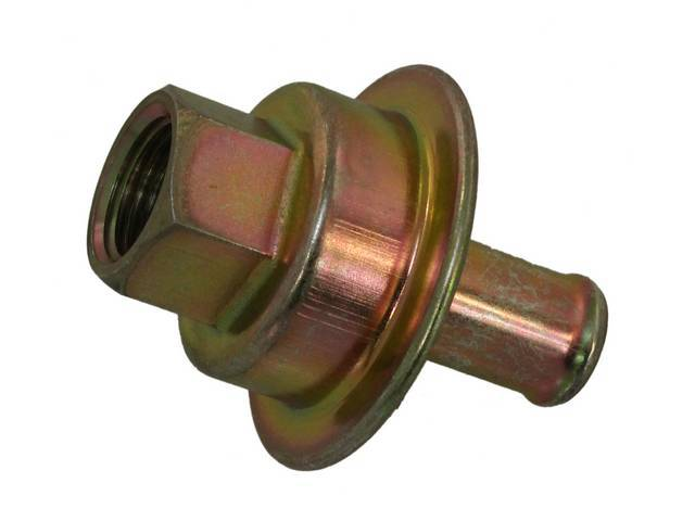 CHECK VALVE, Smog Pump, Replacement part by Standard