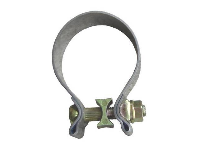 CLAMP, Band, 2 1/2 Inch diameter w/ 1
