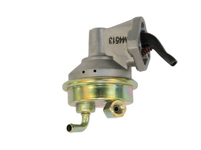 Pump Fuel Carter Listed Under Group 3900 In