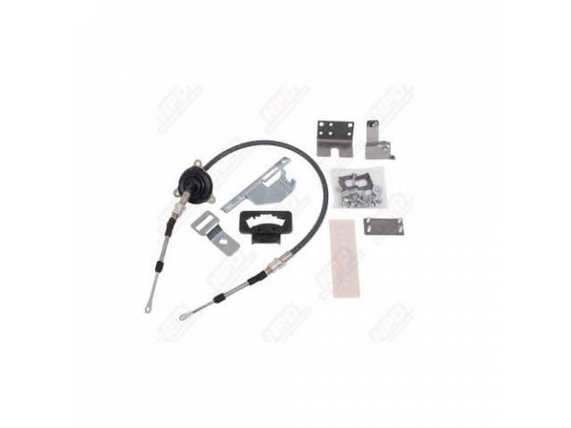 Shifter Conversion Kit Converts 2sa/T To Th200-4r /