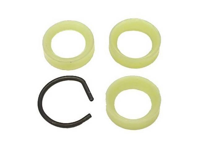 PIVOT KIT, Clutch Bellcrank, (4) incl 3 nylon