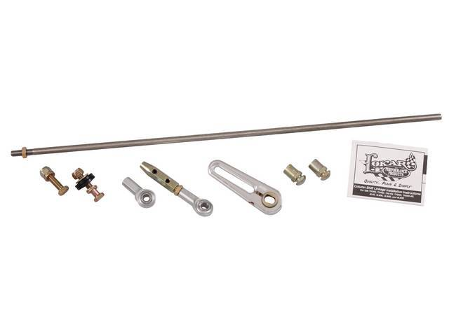 Shift Linkage Kit Steering Column Adjustable Connects The