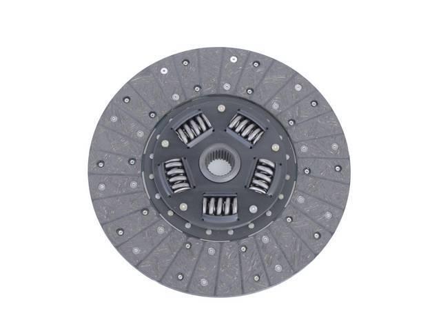 Clutch Disc 11 Inch O d 1 1/8