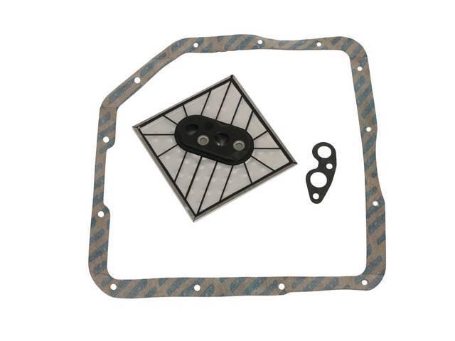 Filter Transmission Oil Incl Filter And Gasket Fits