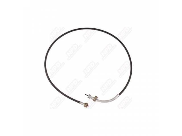 Cable Speedometer W/O Casing 48 Inch Length Ac