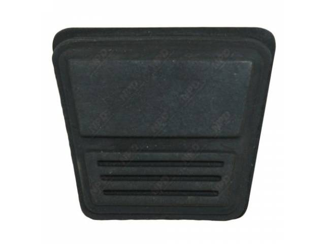 Pad Brake Pedal / Clutch Pedal Gm
