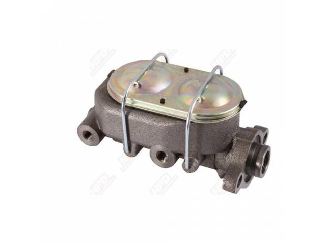 Master Cylinder Dual Bowl 1 Inch Bore Dual