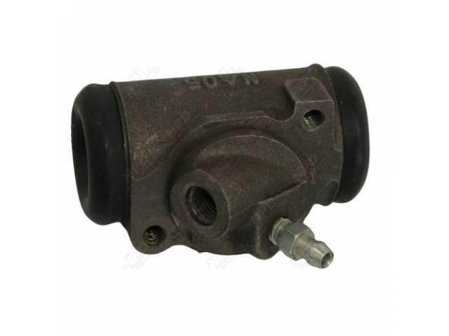 Cylinder Wheel Brake Drum Front Rh 1 1/16