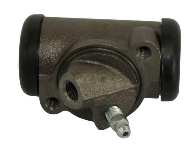 Drum Wheel Brake Cylinder, Front, RH, 1 1/8 Inch Bore, Repro