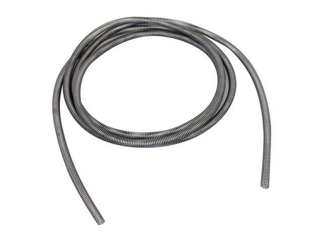 Spring Shielding, Fuel Line, Fits 5/16 Inch O.D.