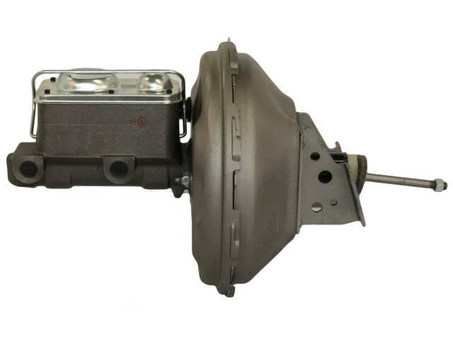 CYLINDER / BOOSTER, Power Brake Vacuum, Rebuilt