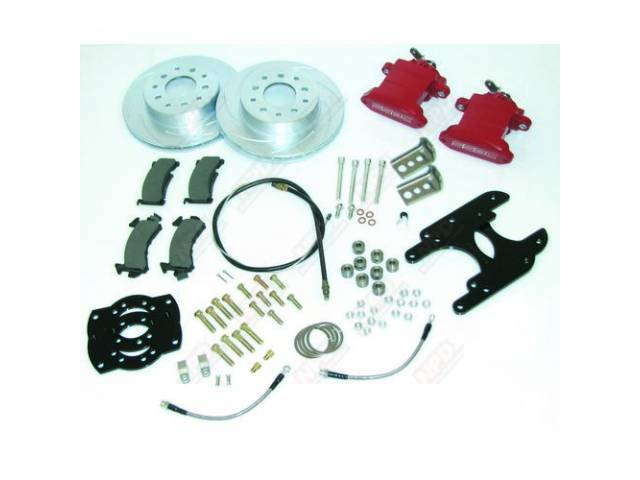 Drum To Disc Conversion Kit Rear R1 Performance