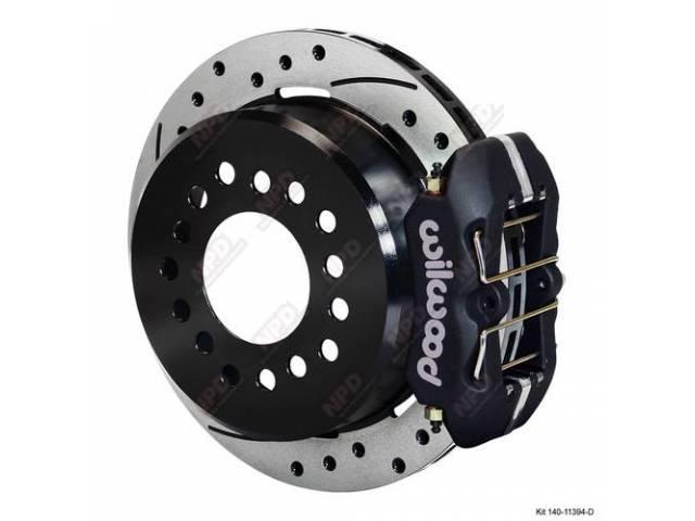 Disc Conversion Kit Rear Low Profile Dynapro Series