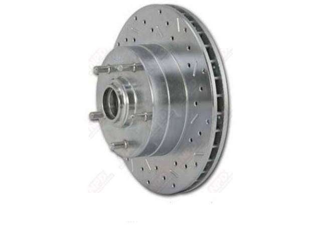HUB And ROTOR, BRAKE, Front, ** Inventory Blowout!