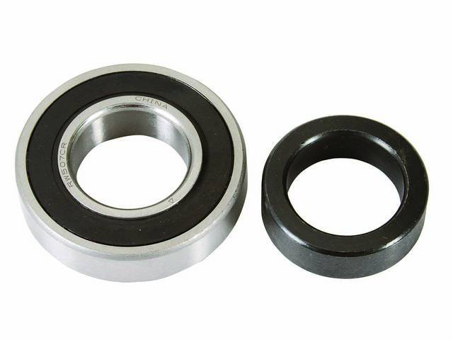 BEARING, Rear Wheel, National Bearings (Federal Mogul)