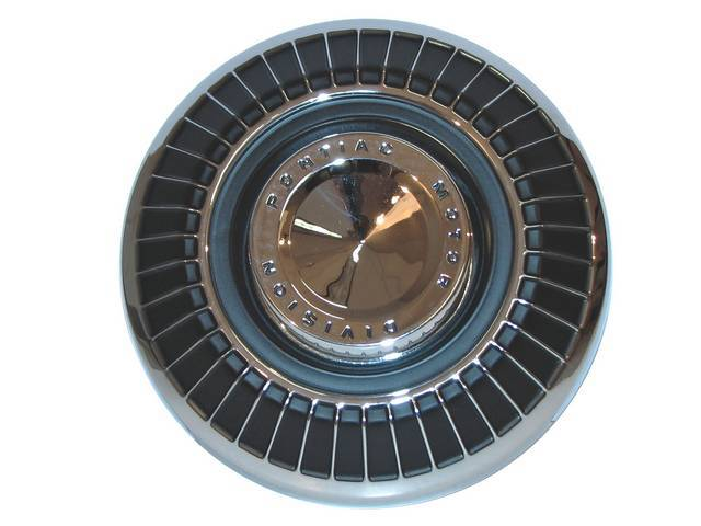 HUB CAP, Std Steel Wheel, 10 5/8 Inch