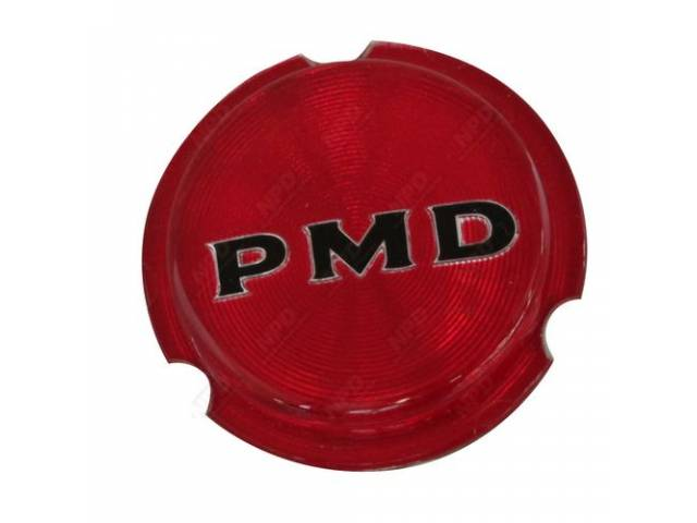 Insert / Medallion Wheel Ornament Rally Ii Pmd