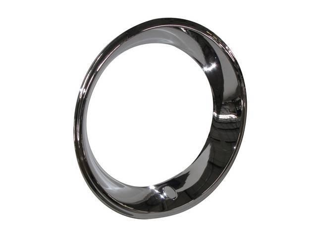 TRIM RING, Wheel, 15 x 2 1/2 Inch,
