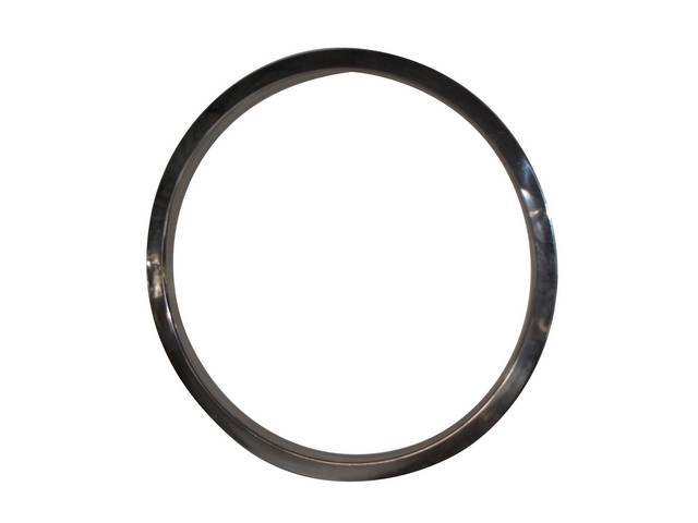 TRIM RING, Wheel, 15 x 2 1/2 Inch,