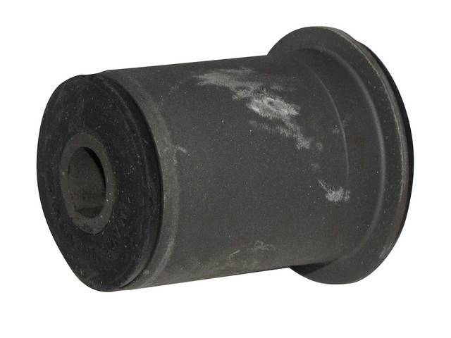 BUSHING, Front Control Arm, Lower, Front / Rear Location, rubber w/ shell, Repro