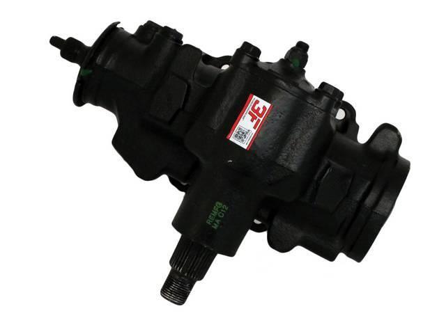 Power Steering Gearbox, Std Ratio (3 3/4 to 4 1/4 turns lock to lock)