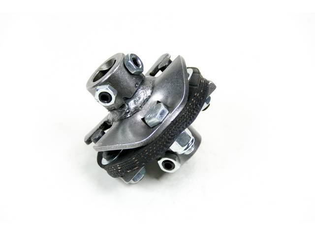 Coupling Steering Joint M/S Ididit Oe Style Flexible