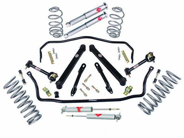 Handling Kit High Performance Suspension Street Bandit