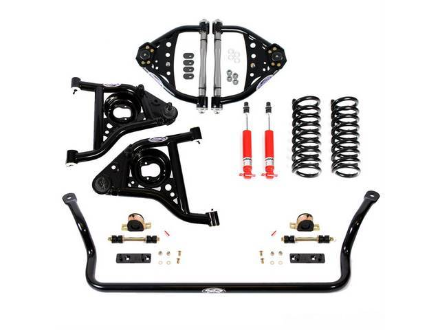 Speed Kit Front Suspension Level 1 Detroit Speed