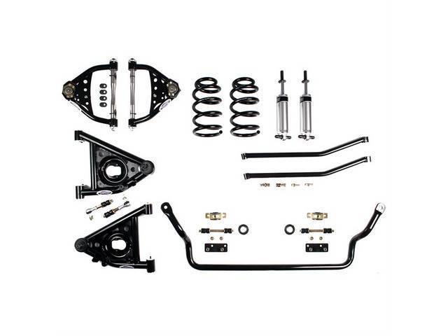 Speed Kit Front Suspension Level 1 Detroit Speed
