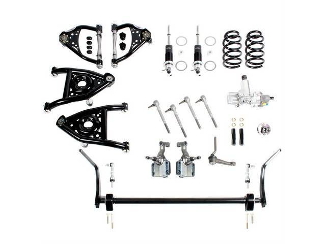 SPEED KIT, Front Suspension, Level 3 w/ base