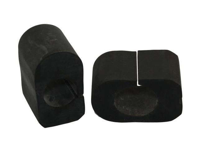 BUSHINGS, Sway Bar Mount, Rubber, fits 7/8 Inch