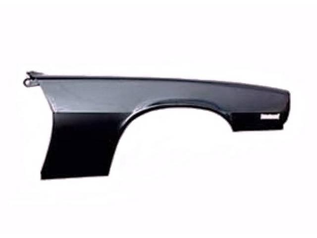 Fender Panel, RH, Repro
